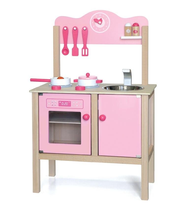 VIGA Pink Angela Kitchen + Accessories