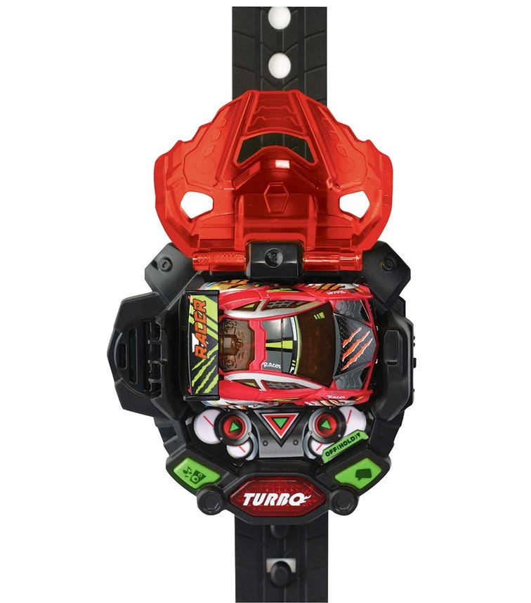 VTECH Turbo Force Racers-Red