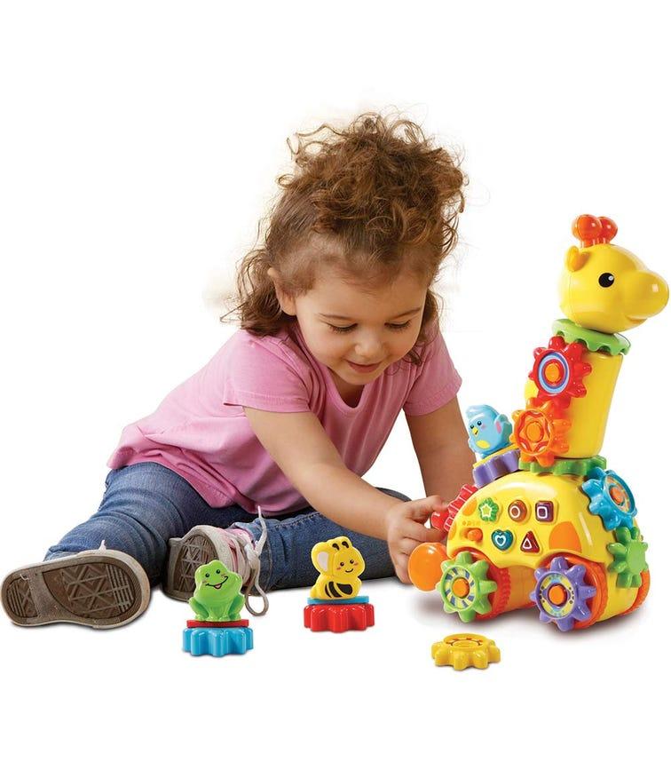VTECH Preschool Gear Play-Giraffe