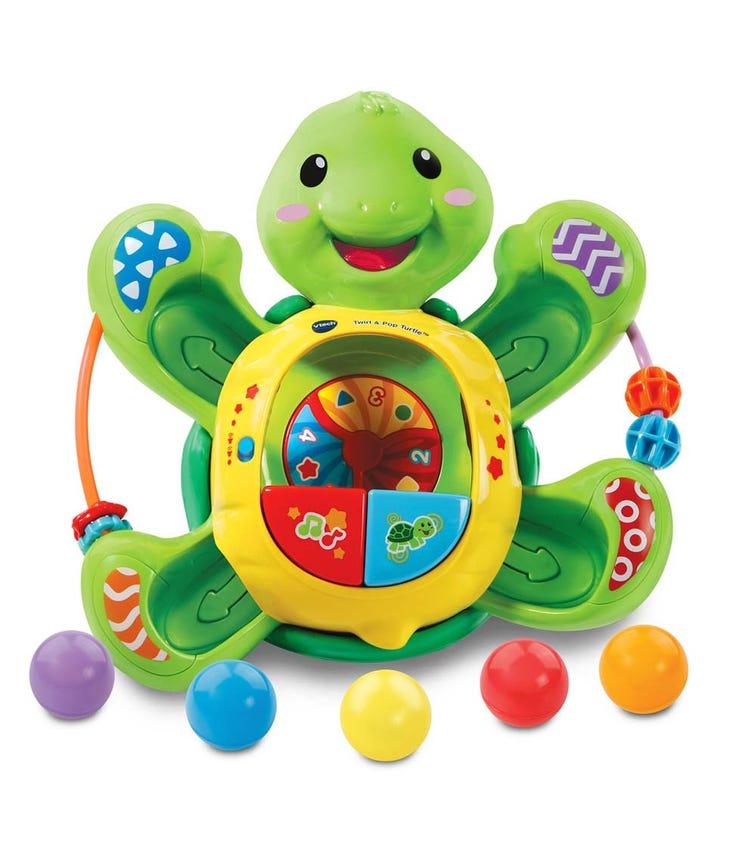 VTECH Rock & Pop Trutle (Ball Play Toy)