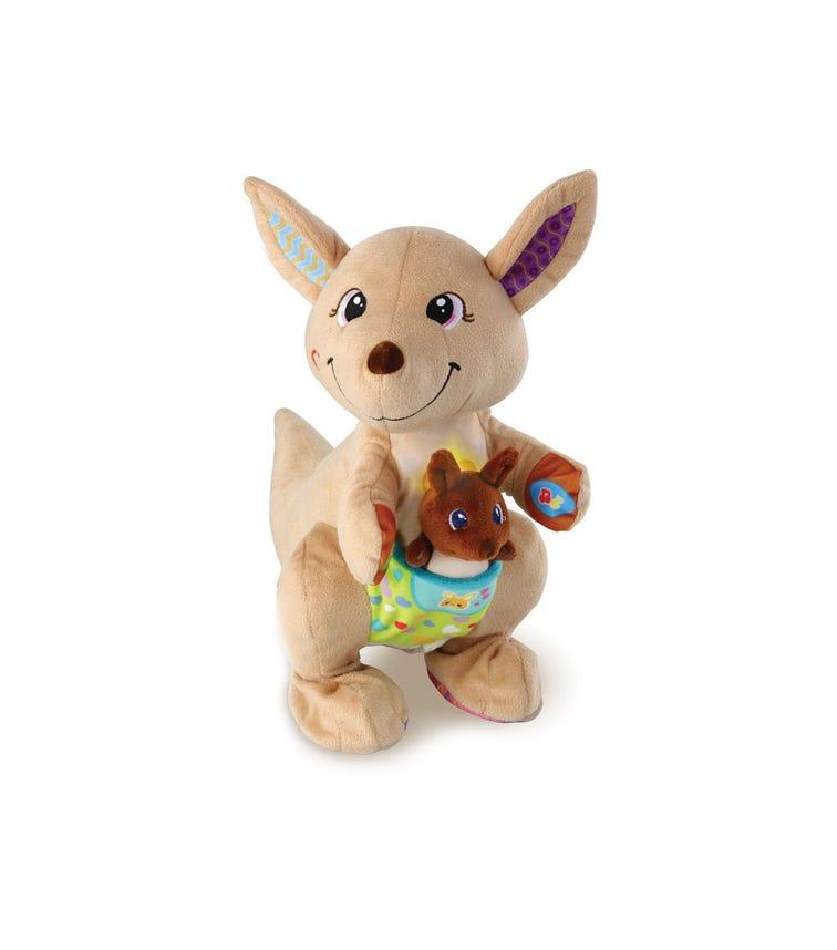 VTECH Kangaroo Plush