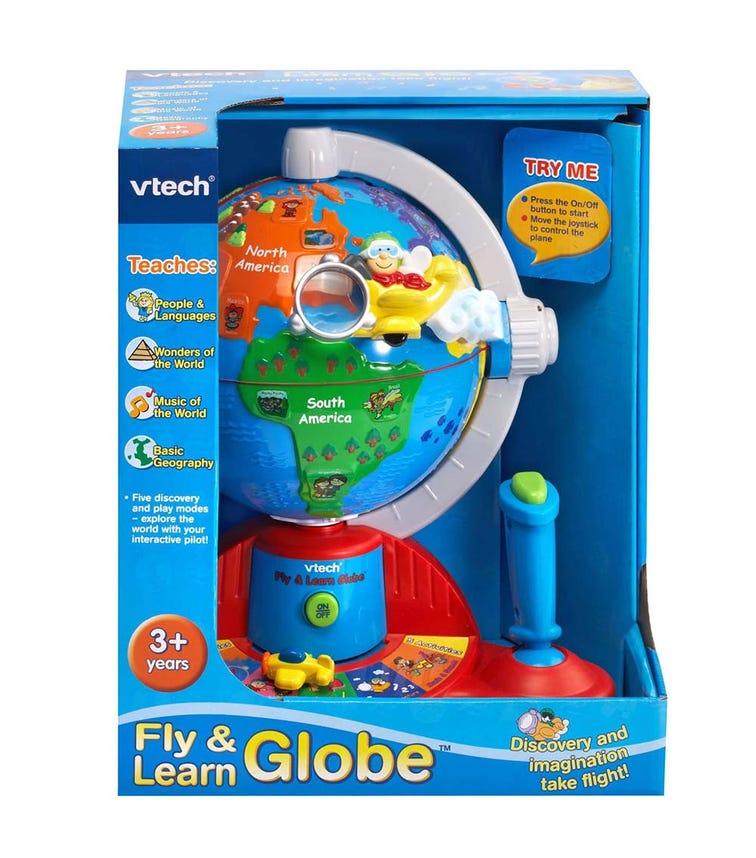 VTECH Fly N Discover Globe UK
