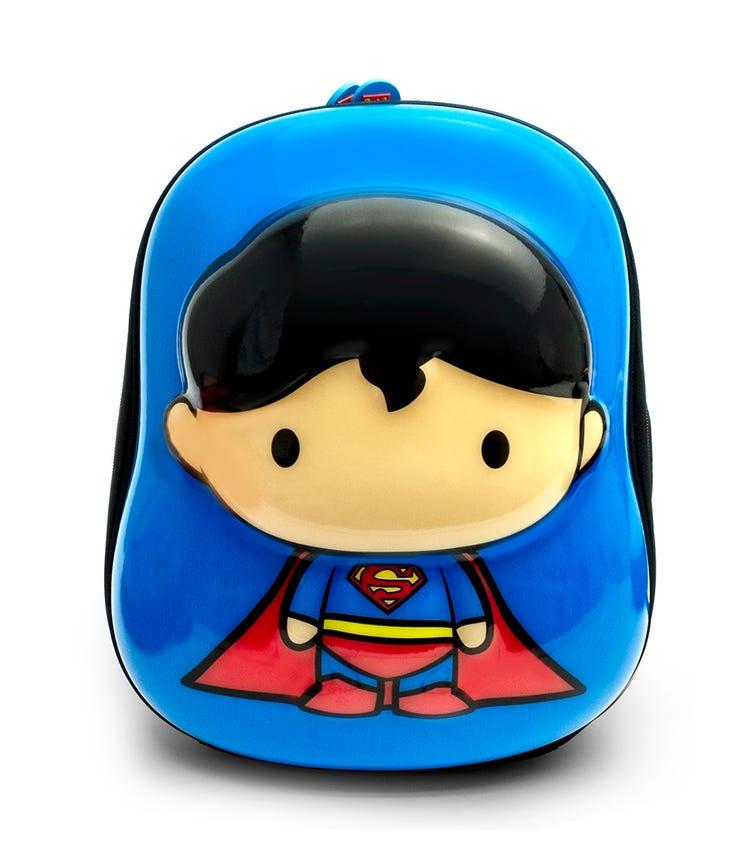 WELLITECH DC Justice League Superman Kids School Backpack