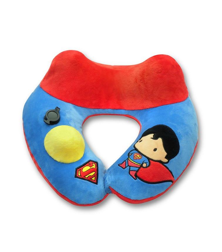 WELLITECH Ridaz Inflatable Neck Cushion Superman