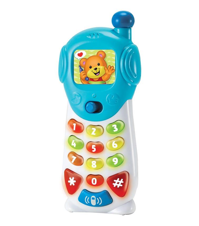 WINFUN Light Up Talking Phone