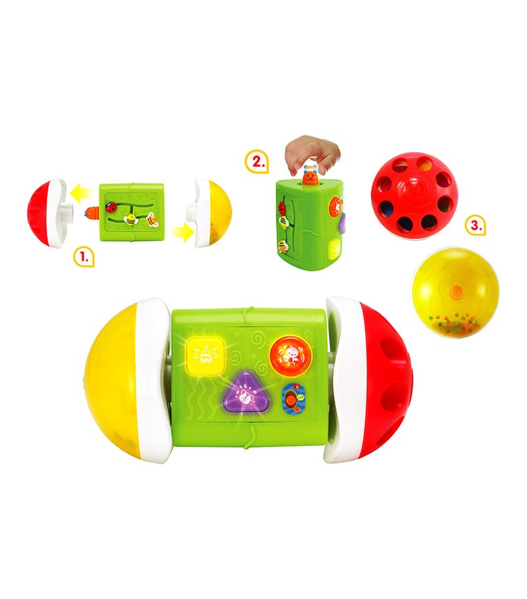 WINFUN Activity Roller 3 In 1