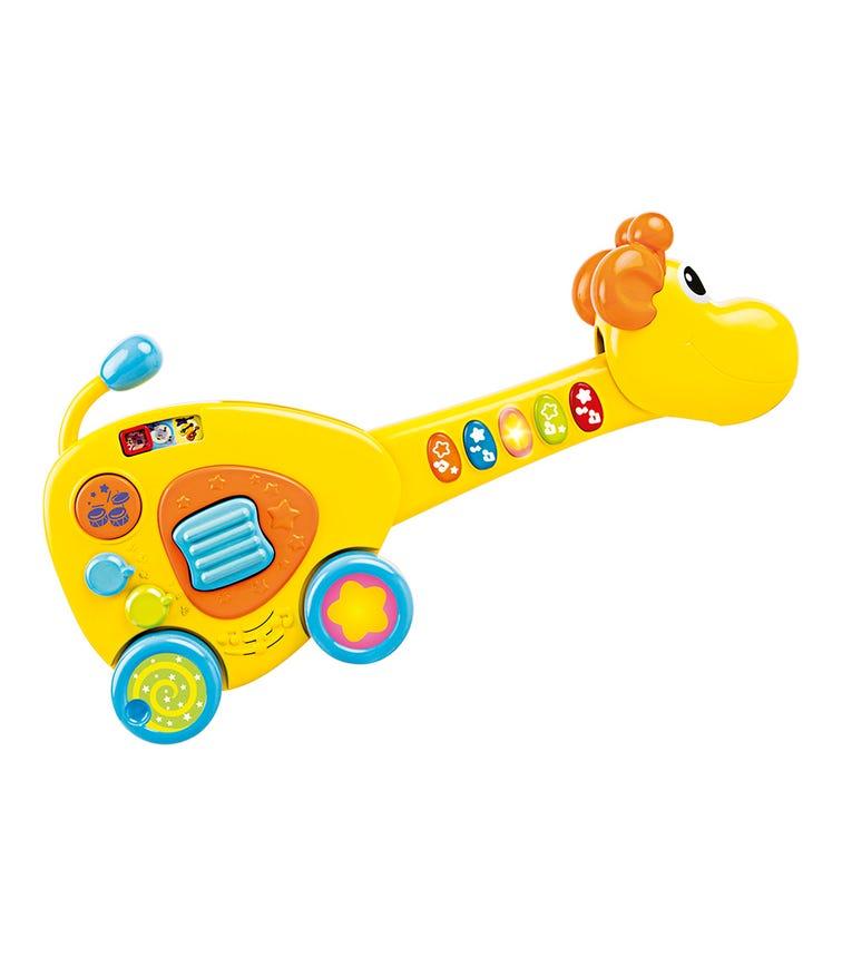 WINFUN Giraffe Guitar 2 In 1