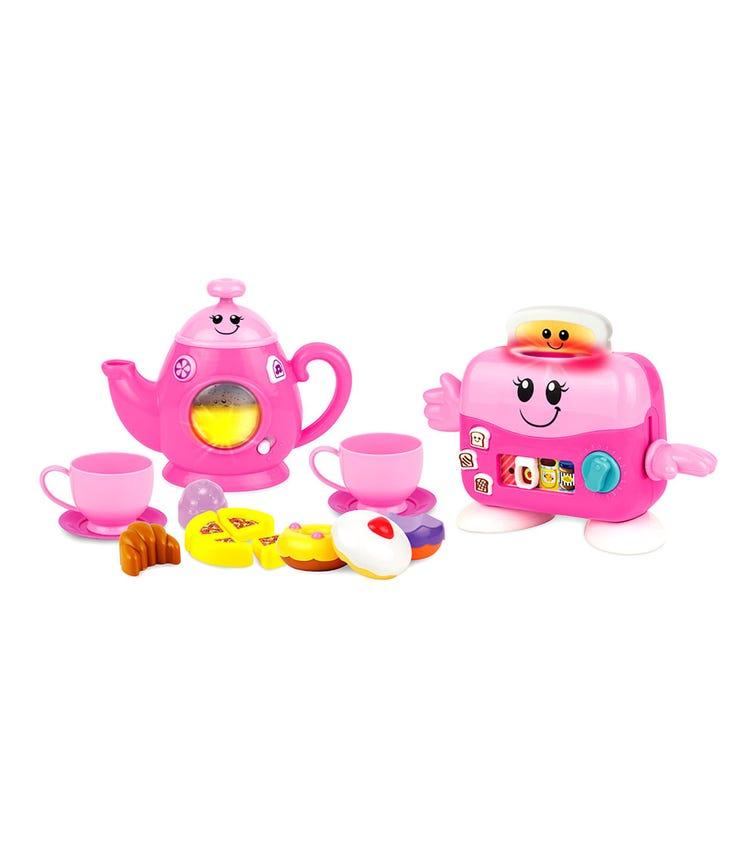 WINFUN Toast N Fun Tea Set