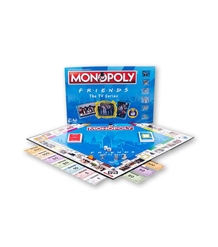 WINNING MOVES Monopoly Friends The TV Series