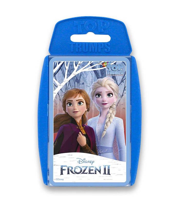 WINNING MOVES Top Trumps Card Frozen II
