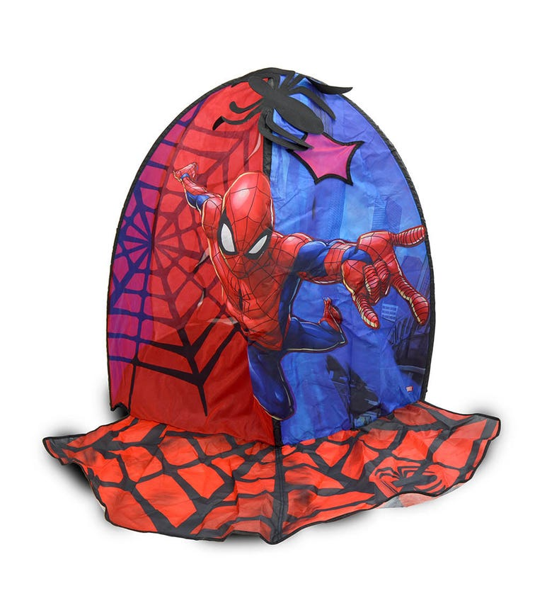 WORLDS APART Spiderman Feature Tent