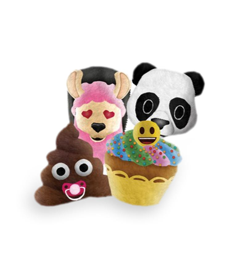 YOYO Emoji Plush Squeezables Jumbo