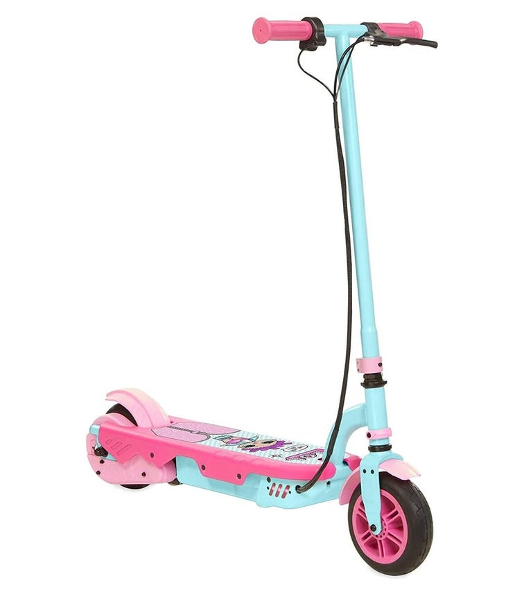 VIRO LITTLE TIKES MGA Viro Rides VR 550E LOL Dolls Girls Electric Scooter