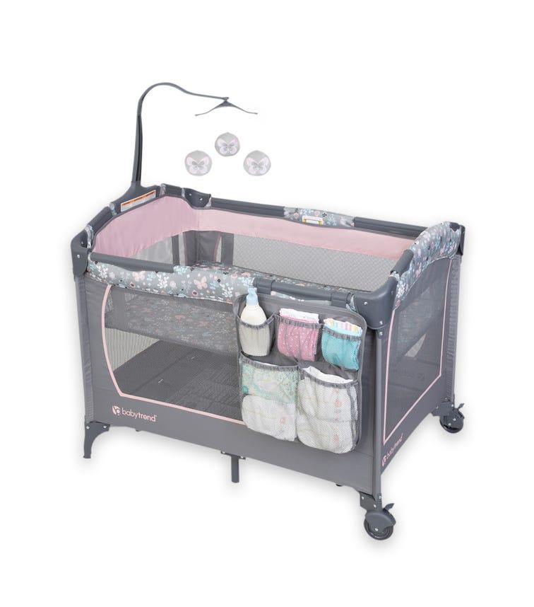 BABYTREND Nursery Center Flutterbye