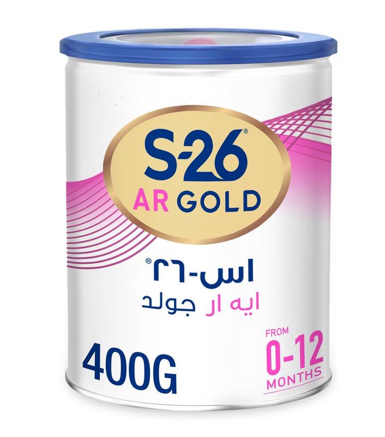 WYETH S26 A.R. Gold - Anti-Regurgitation Infant Formula - 400 G