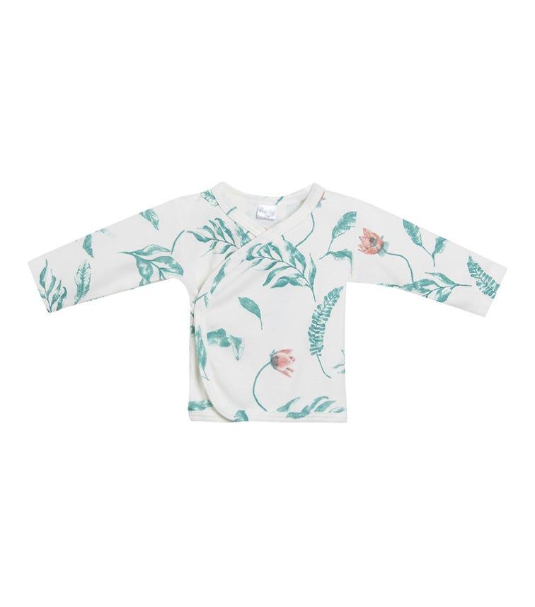 PINOKIO Floral Kimono Top