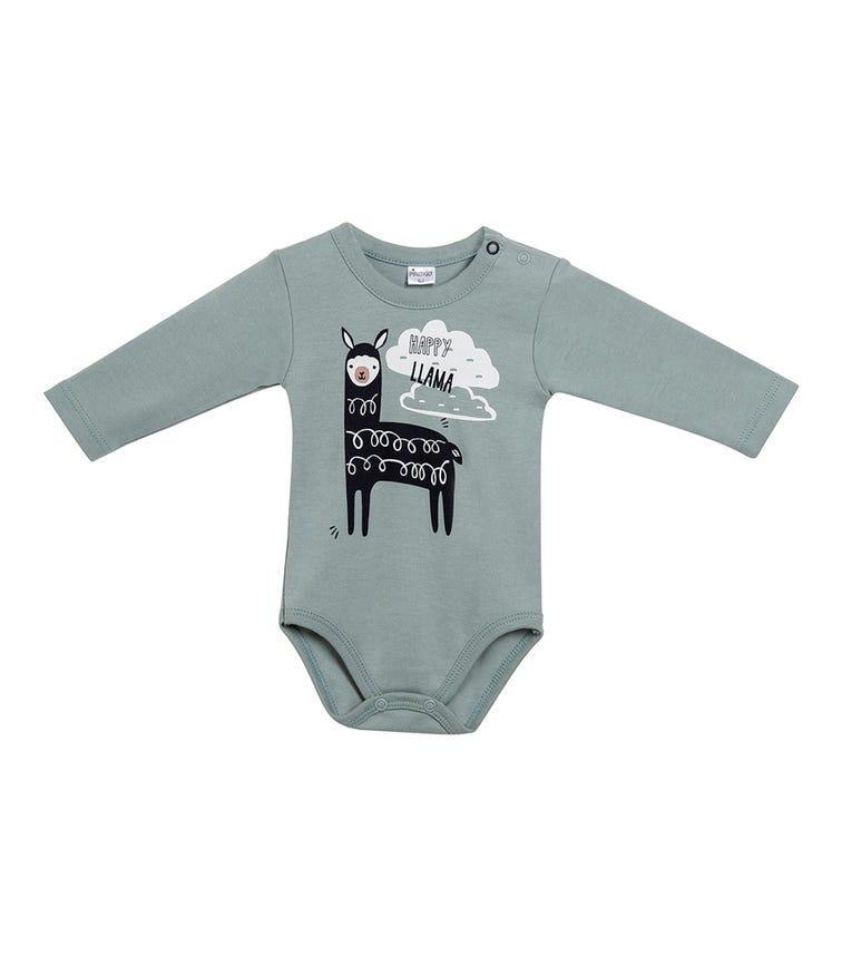 PINOKIO Llama Graphic Bodysuit