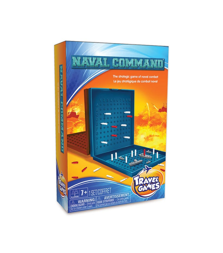 TCG Naval Command Travel Game