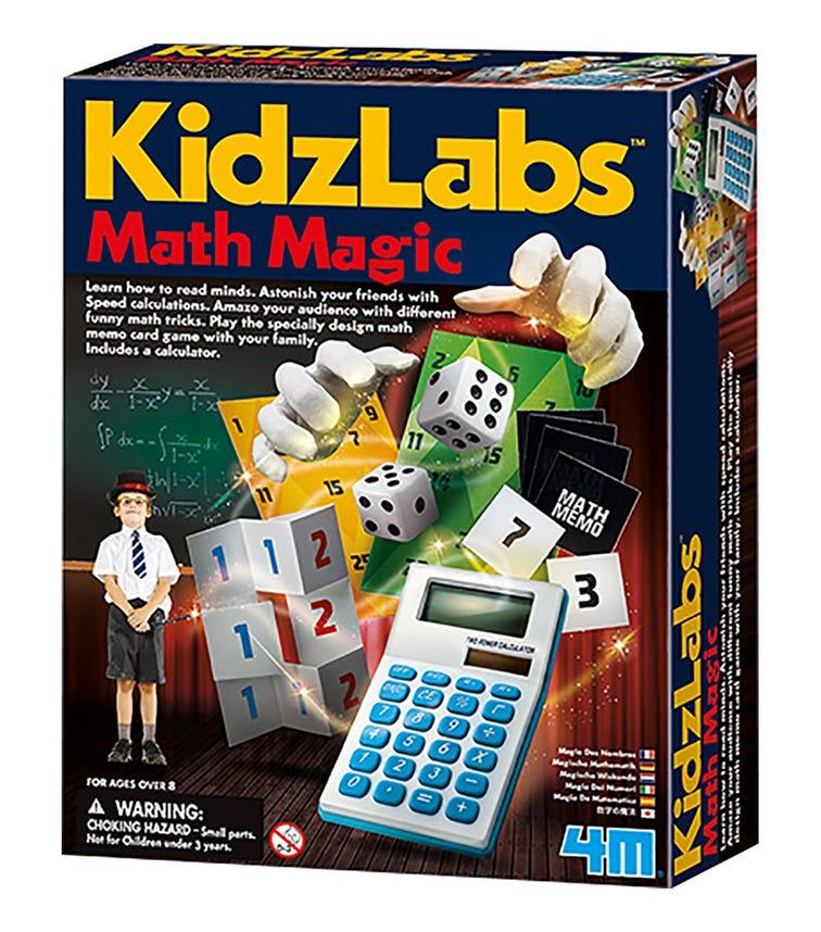 4M Maths Magic