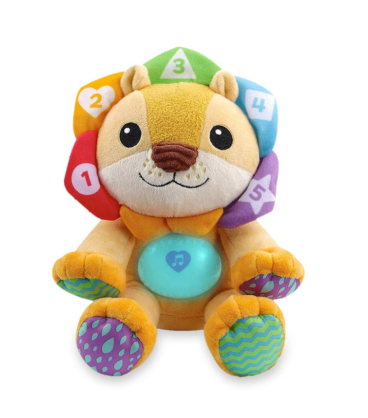 LEAP FROG Lullaby Lights Lion