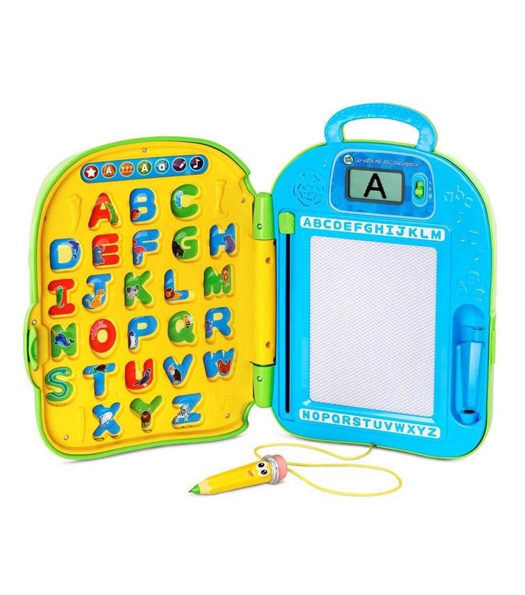 LEAP FROG Mr. Pencils Alphabet Backpack