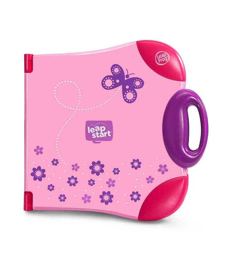 LEAP FROG Leapstart Interactive Learning System Pink
