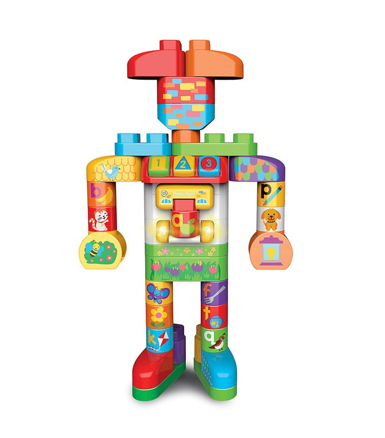 LEAP FROG Block Play Phonic House