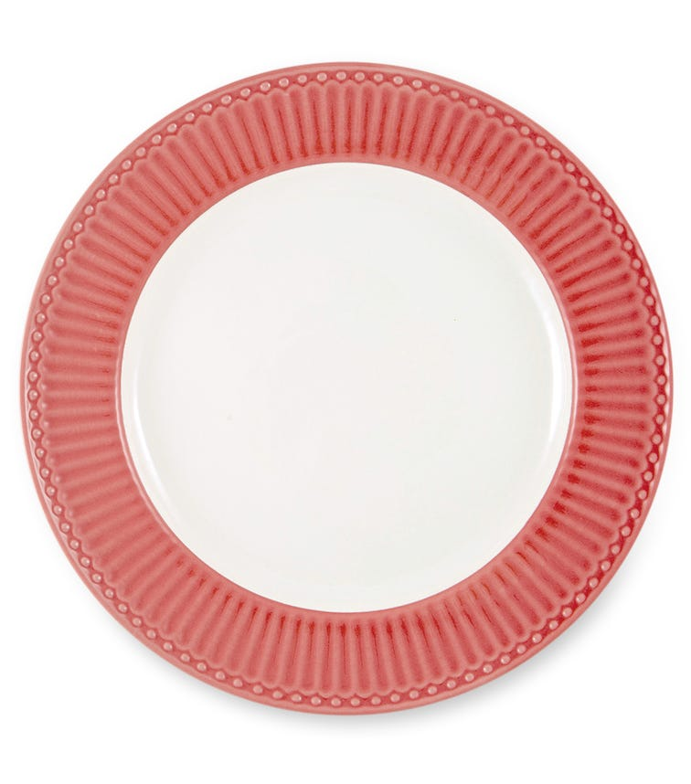 GREENGATE Dinner Plate Alice - Coral