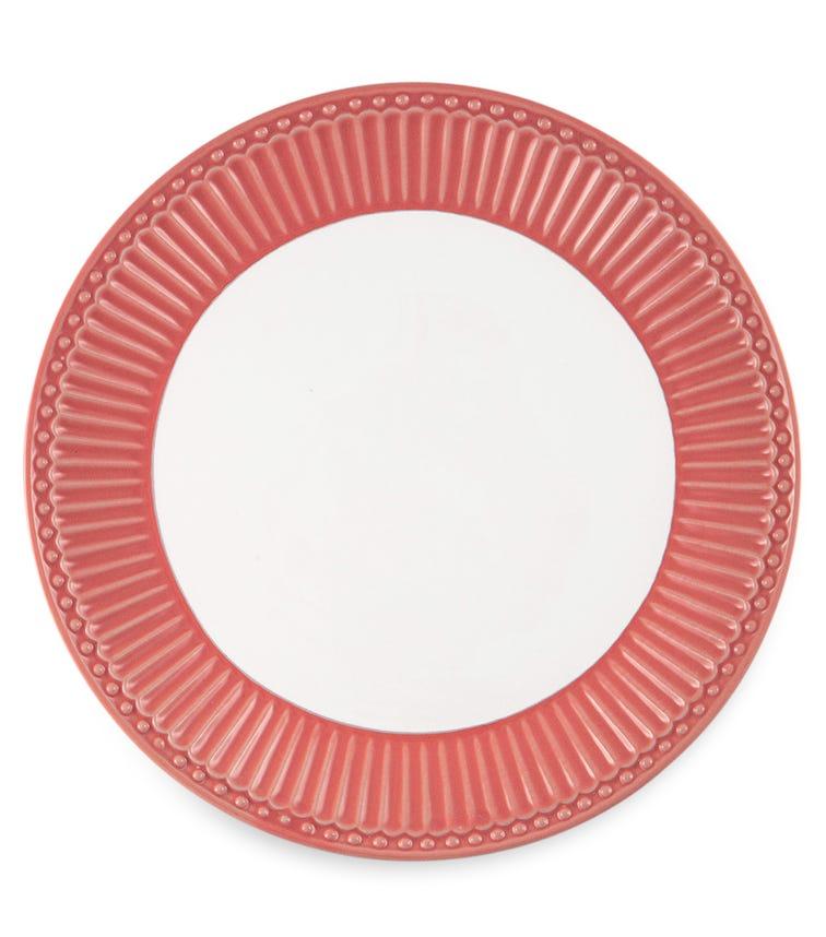 GREENGATE Plate Alice - Coral