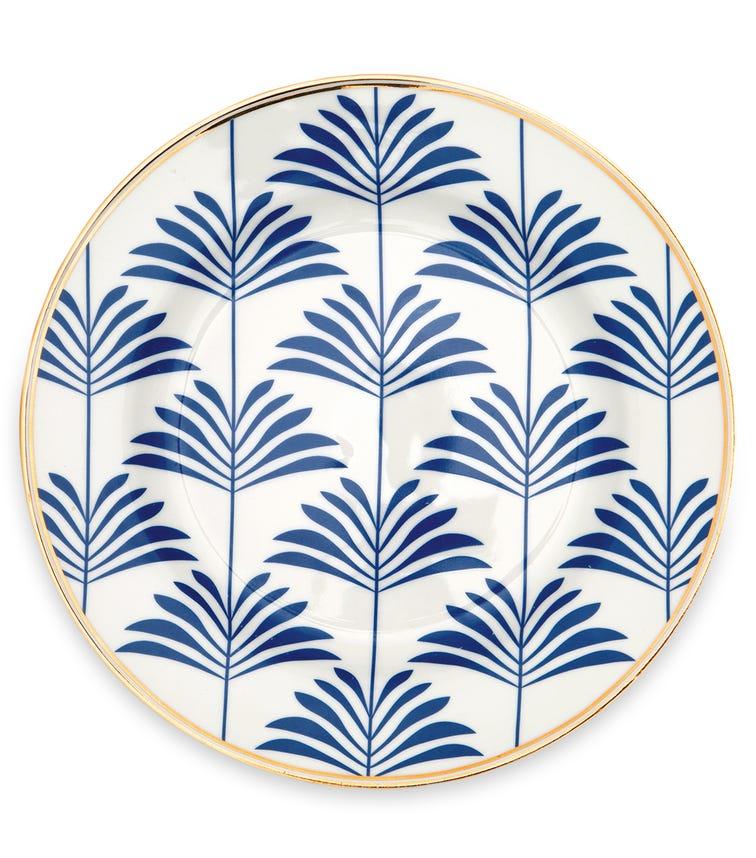 GREENGATE Plate Maxime - Blue