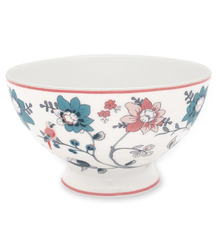 GREENGATE Soup Bowl Sienna - White