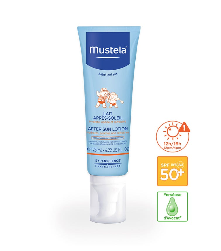 MUSTELA After Sun Lotion 125 ML