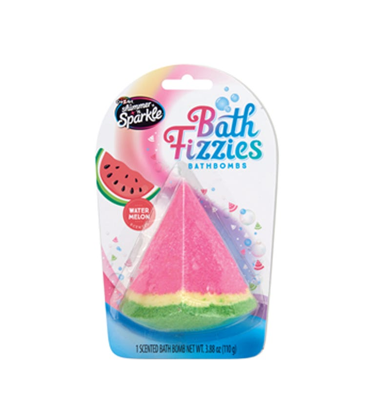 SHIMMER 'N SPARKLE Bath Fizzies Water Melon