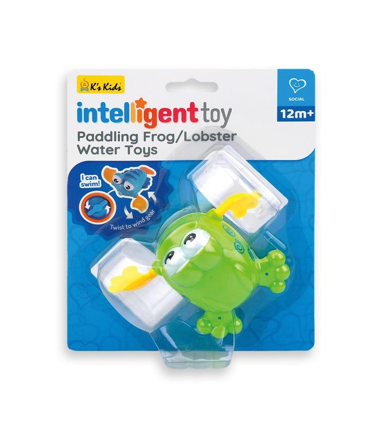 K'S KIDS Water Toys Paddling Frog