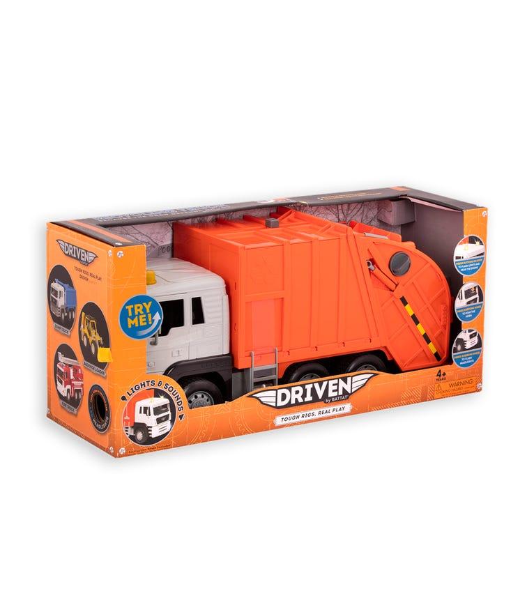 DRIVEN Recycling Truck - Orange