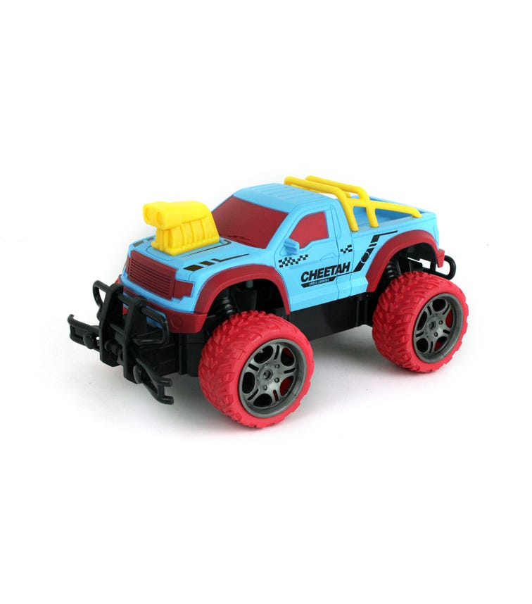 DPOWER 118 4Ch RC Car With Charger