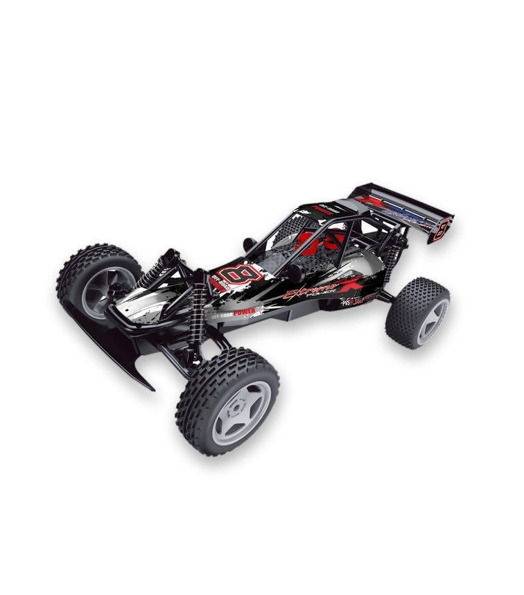DPOWER 1:10 24G 4CH High Speed RC Car (Assorted)