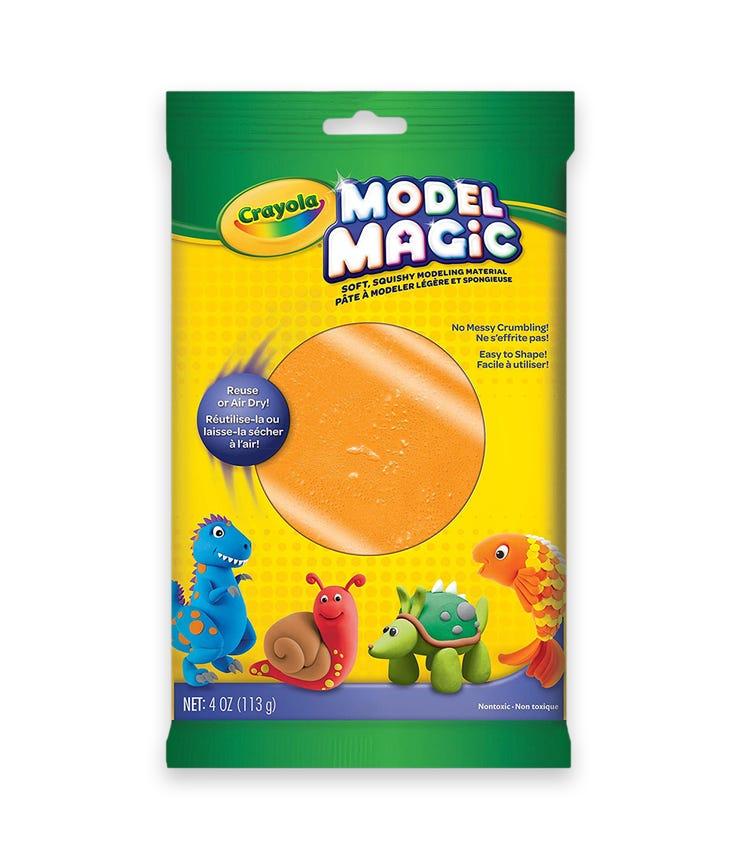 CRAYOLA 4Oz Pouch Orange 1, 2