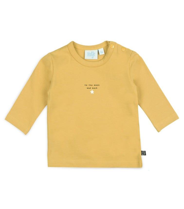 FEETJE Long-Sleeved To The Moon T-shirt - Stars