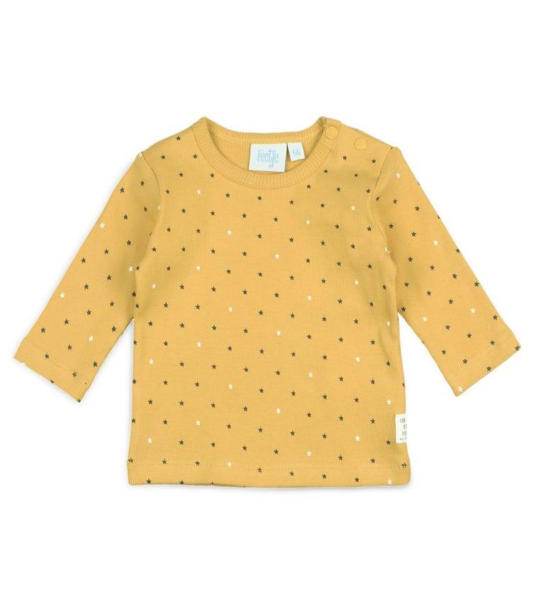 FEETJE Long-Sleeved AOP T-shirt - Stars