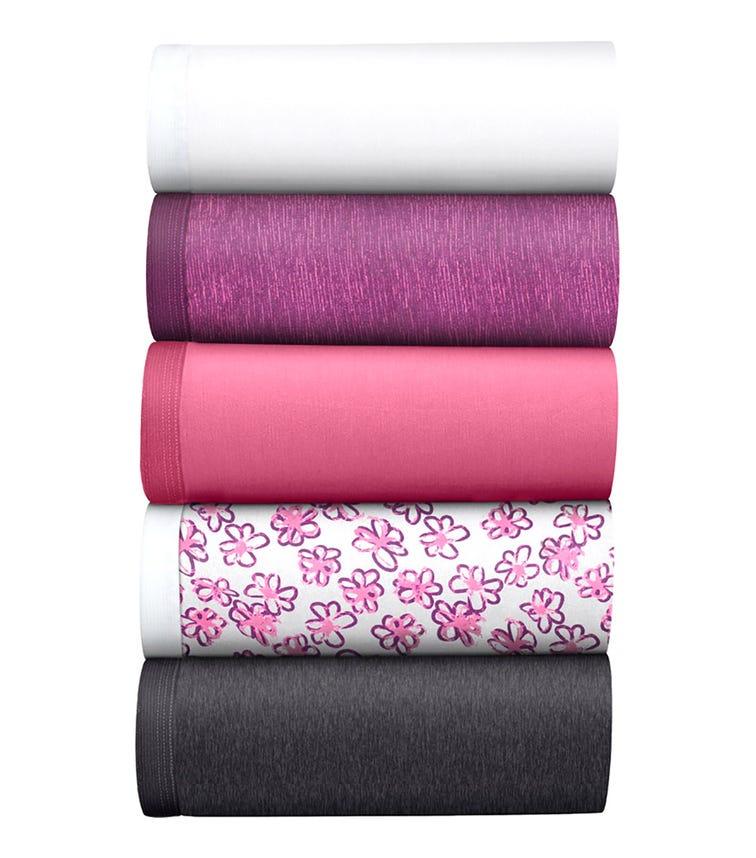 PLAYTEX Cotton Comfort Brief (5-pack)