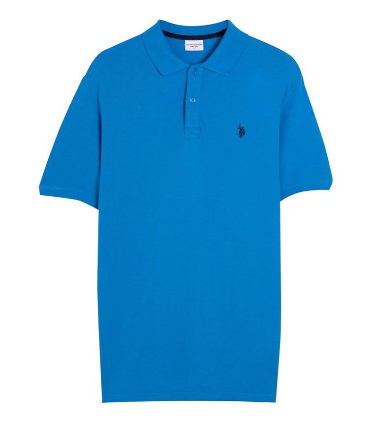 US POLO ASSN. - Classic Polo T-Shirt Blue