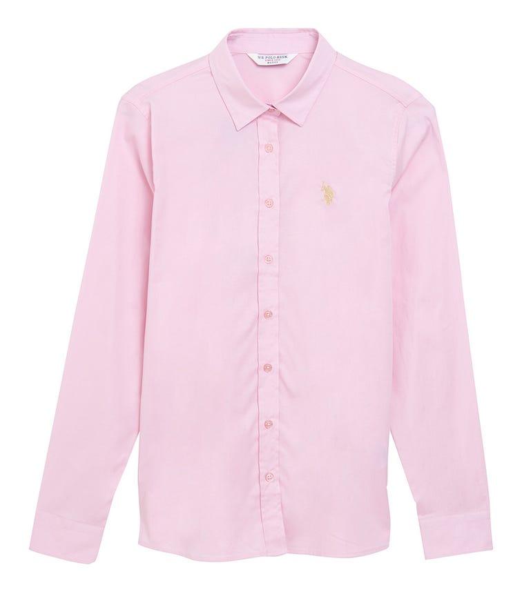 US POLO ASSN. - Shirt Pink
