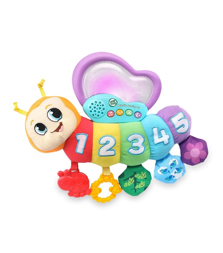 LEAP FROG Butterfly Counting Pal