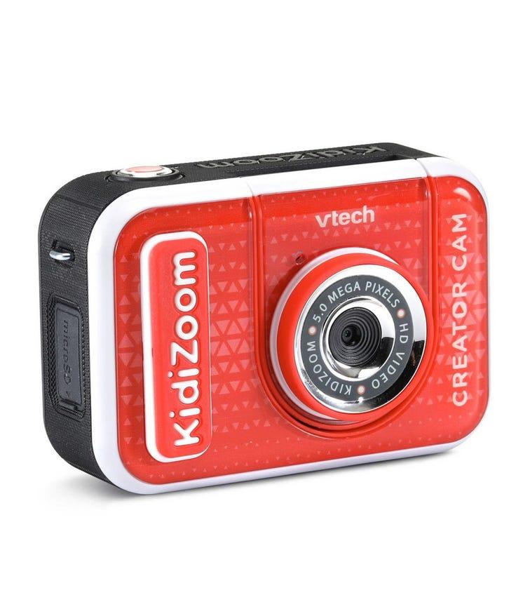 VTECH Kidizoom Vlogger Kit - Red