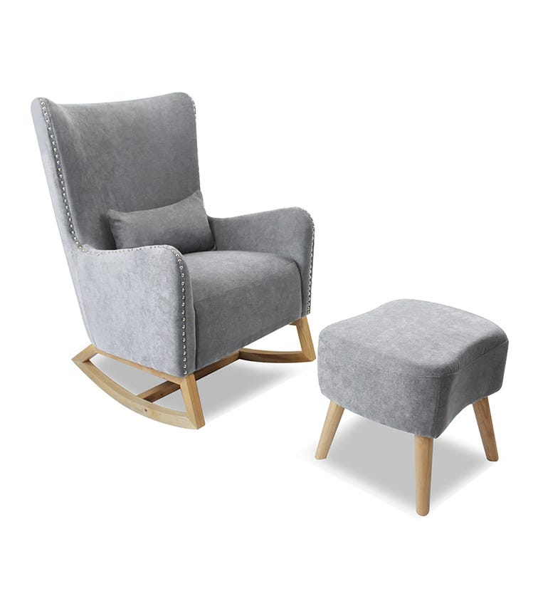 BABYHOOD Valencia Rocking Chair
