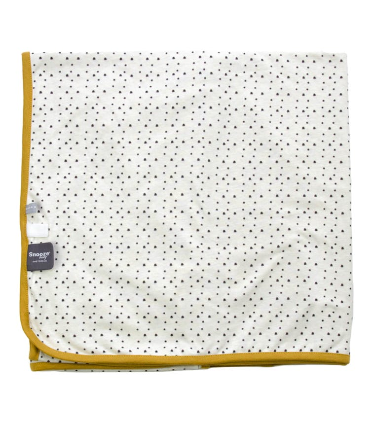 SNOOZEBABY Blanket Summer Crib Bumble Bee