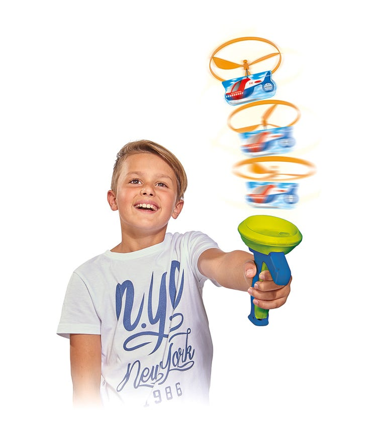SIMBA Helicopter Flying Game