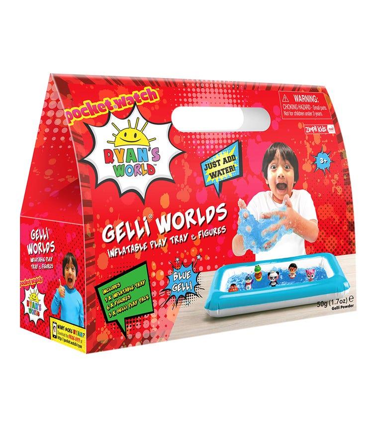 RYAN'S WORLD Gelli Worlds