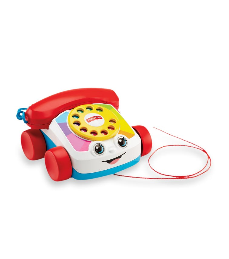 FISHER PRICE Core Chatter Telephone